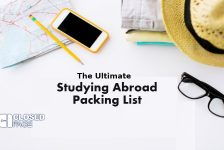 The Ultimate Studying Abroad Packing List